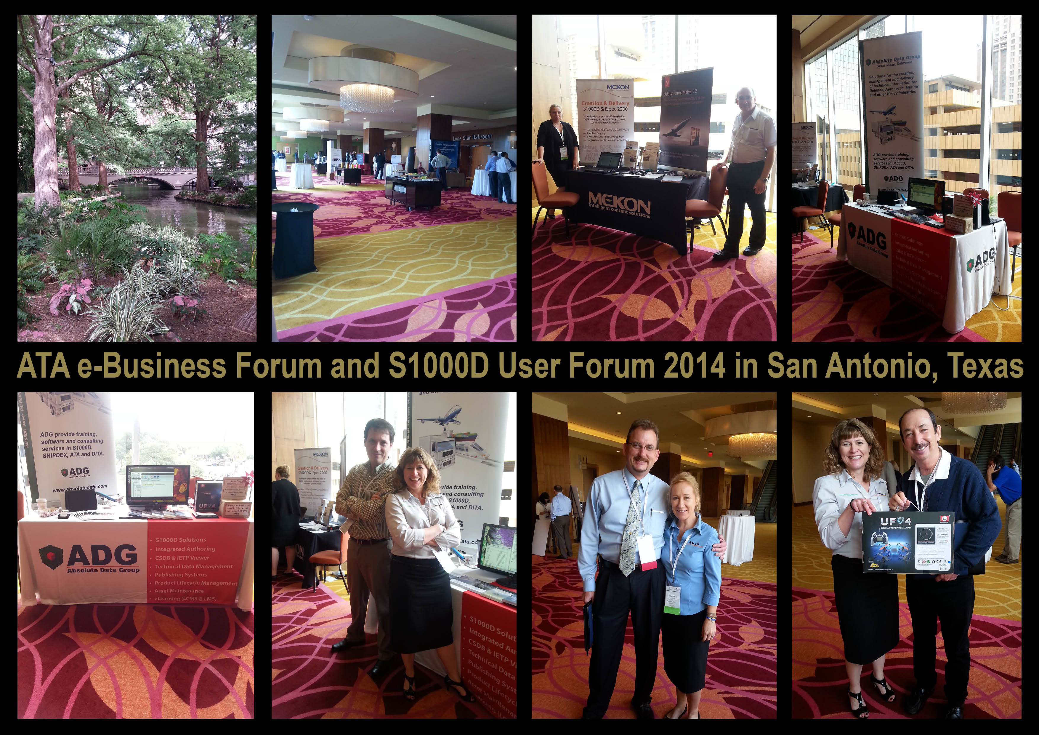 s1000d user forum 2014 collage